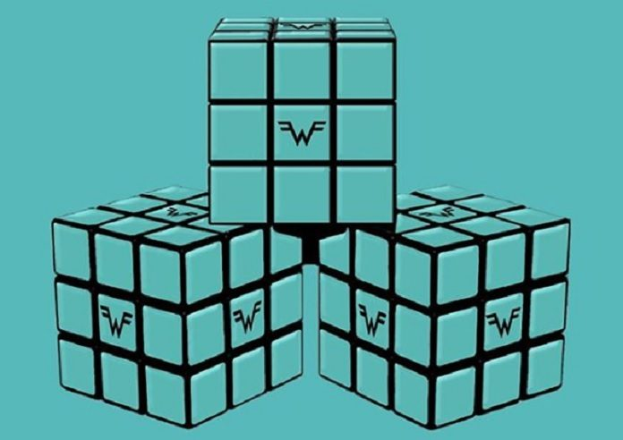 Cubo Mágico Weezer
