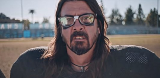 Dave Grohl Foo Fighters Super Bowl