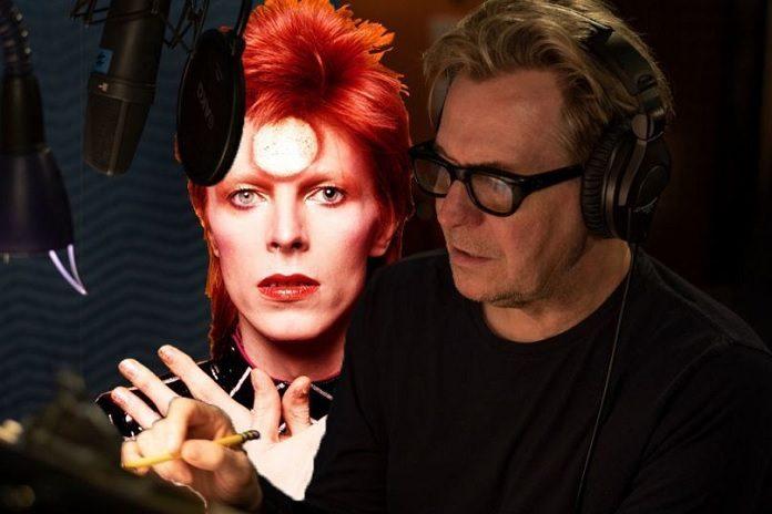 David Bowie Gary Oldman