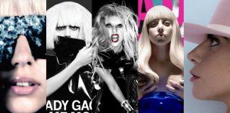 Discos da Lady Gaga Ranking