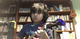 Feng E Ukulele Smells Like Teen Spirit Nirvana