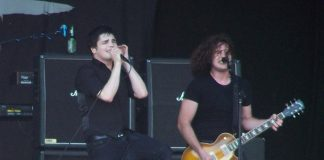 Gerard Way e Ray Toro (My Chemical Romance)