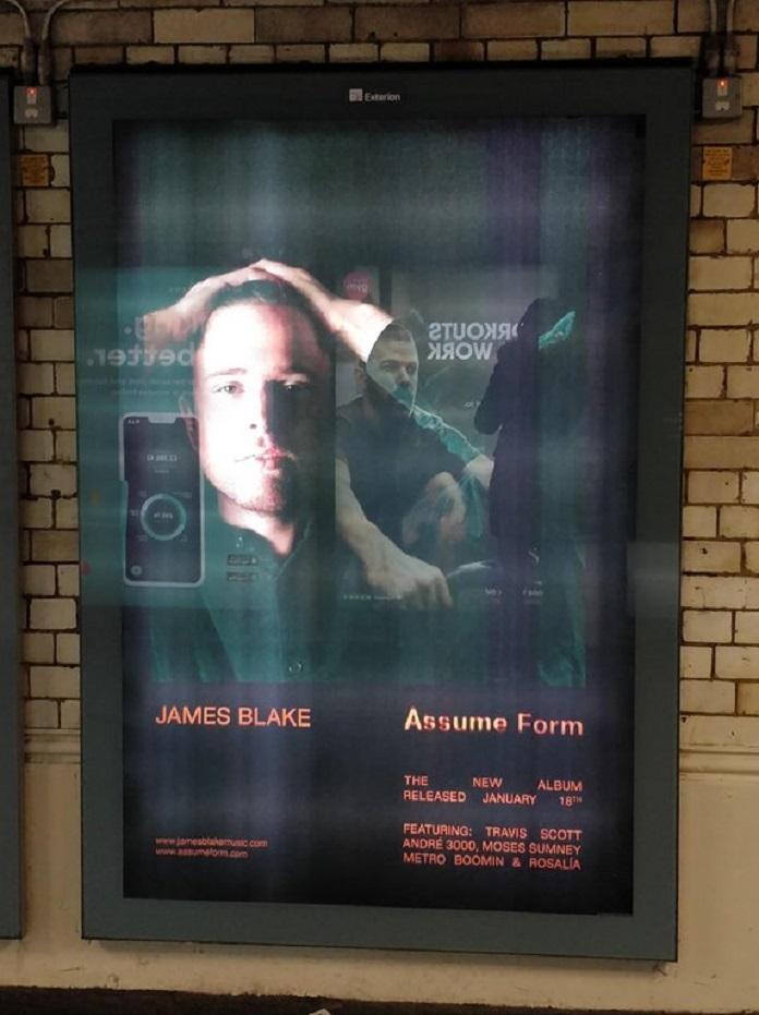 James Blake Assume Form