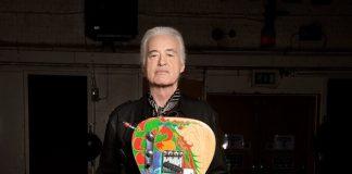Jimmy Page ressuscita guitarra de Dragão com a Fender