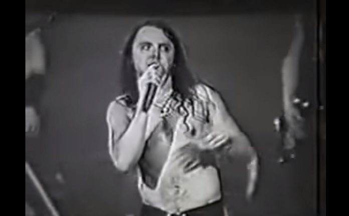 Lars Ulrich vocalista do Metallica