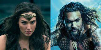 Mulher Maravilha e Aquaman, da DC
