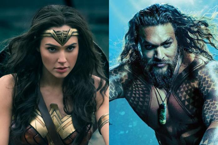 Aquaman Passa Mulher Maravilha E Tem Segunda Maior Bilheteria Da Dc