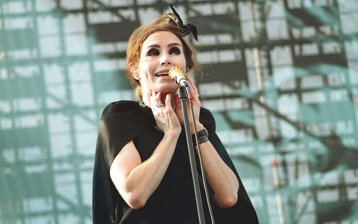 Nina Persson do The Cardigans