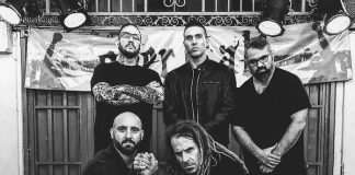 Over It All - nova banda de Randy Blythe
