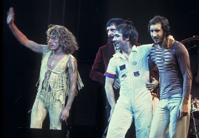 The Who em 1975