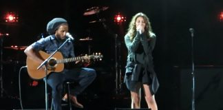 Ziggy Marley e Toni Cornell (I Am The Highway, Chris Cornell Tribute)