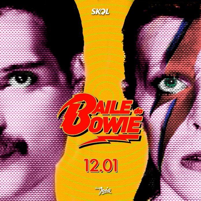 David Bowie é homenageado em festa em São Paulo neste sábado (12)