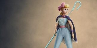 Betty (Bo Peep) em Toy Story 4