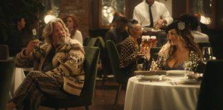 The Dude e Carrie Bradshaw em comercial