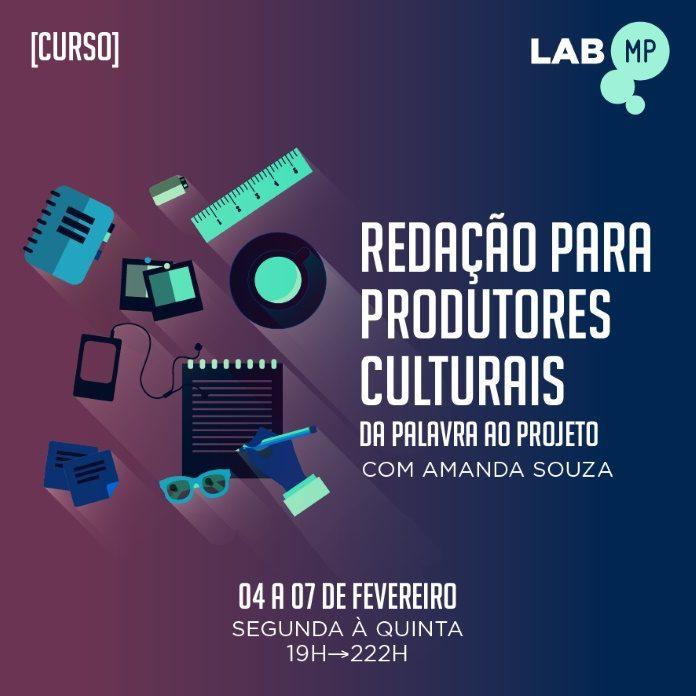 Curso de redação para produtores musicais