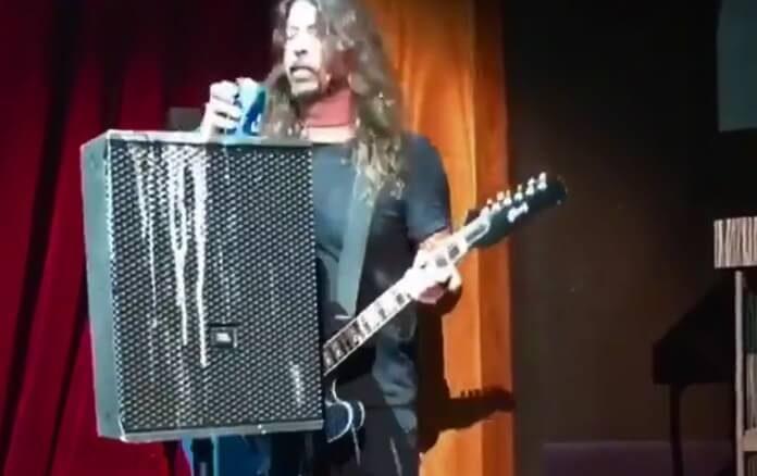 Dave Grohl em Las Vegas, 2019