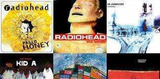 Discografia do Radiohead