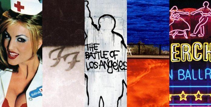 Discos lançados em 1999