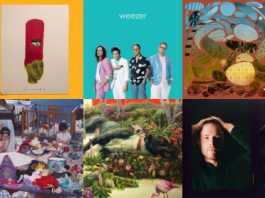 Lançamentos de discos de Janeiro (2019)