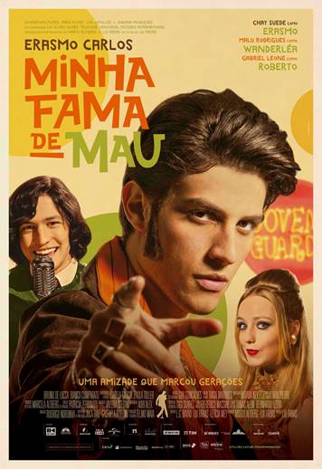 Cartaz do filme Minha Fama de Mau