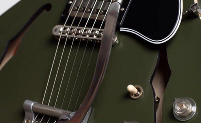 Gibson lança guitarra em homenagem a Chris Cornell