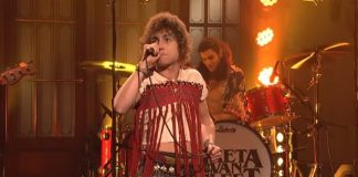 Greta Van Fleet no Saturday Night Live