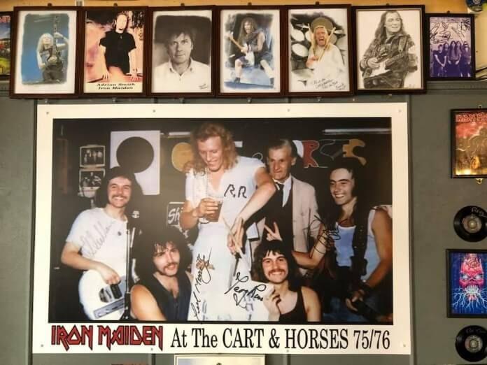 Iron Maiden nos Anos 70