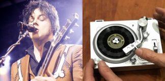 Jack White e Vitrolinha da Third Man Records