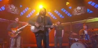 Jeff Tweedy ao vivo no Jimmy Kimmel