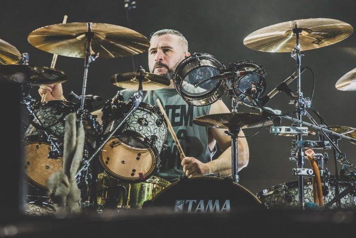 John Dolmayan no Rock Im Park 2017
