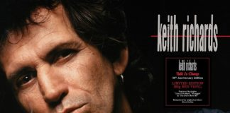 Keith Richards -Talk Is Cheap