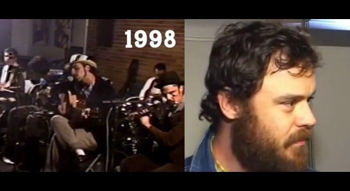 Retrospectiva do Los Hermanos e bronca do Amarante