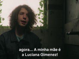 Lucas Jagger em vídeo de Sex Education
