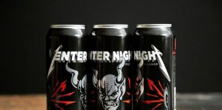 Cerveja do Metallica