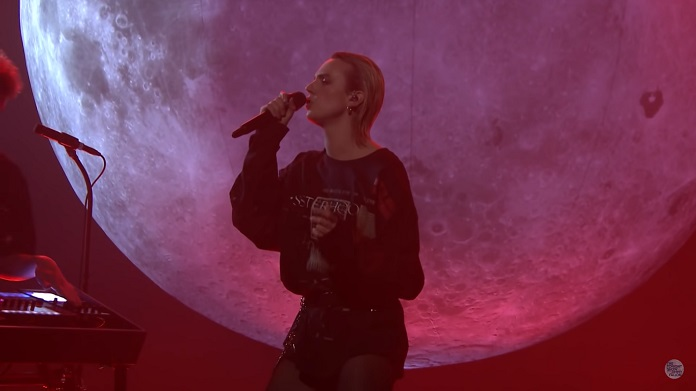 MØ no The Tonight Show