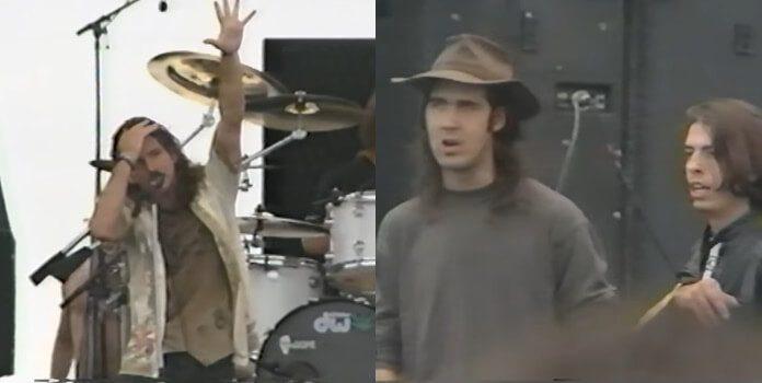 Pearl Jam toca em Seattle com Nirvana na plateia