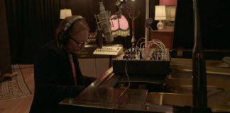 Thom Yorke nas sessões de Suspiria