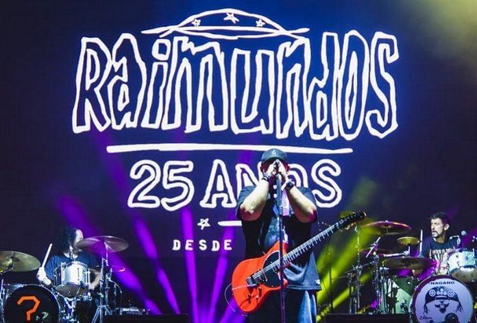 Raimundos 25 anos