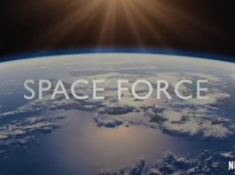 Space Force, série da Netflix