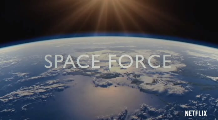 Space Force, série da Netflix
