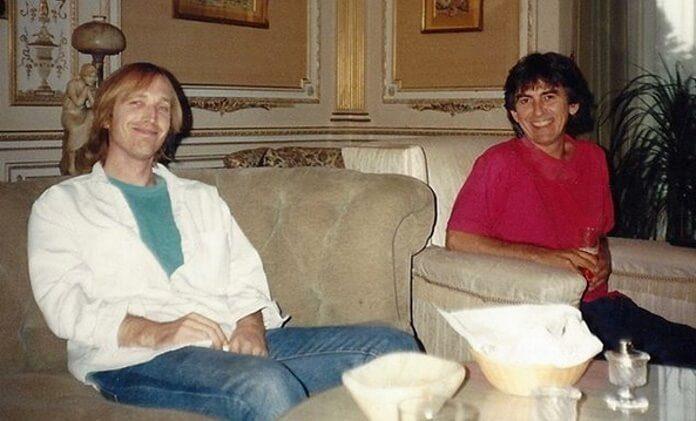 Tom Petty e George Harrison