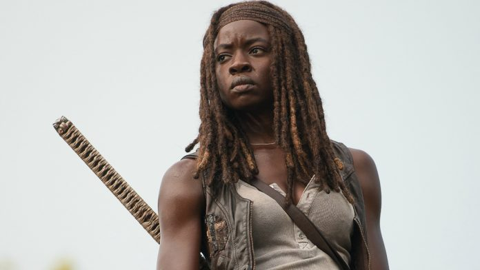 Danai Gurira deve sair de The Walking Dead