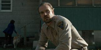 Xerife Hopper, de Stranger Things