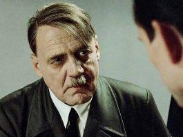 Bruno Ganz Hitler