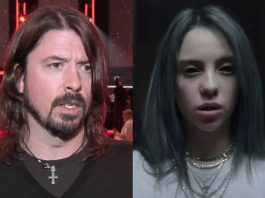 Dave Grohl e Billie Eilish