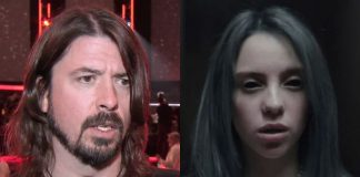 Dave Grohl e Billie Eilish