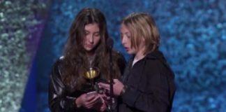 Filhos Chris Cornell Grammy