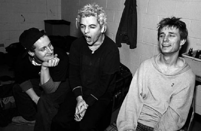 Green Day Dookie Era