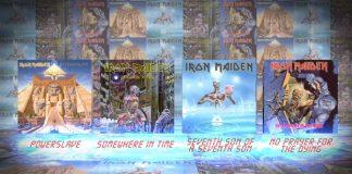 Iron Maiden lança trailer da coleção remasterizada