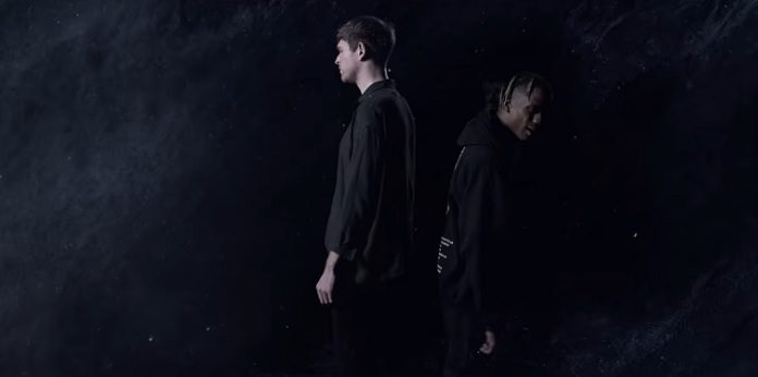 James Blake e Travis Scott